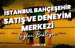 xDrive Oyuncu Koltukları İstanbul (Avrupa Yakası) Bahçeşehir Satış Merkezi