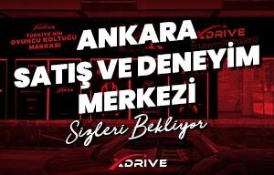 xDrive Oyuncu Koltukları Ankara Satış Merkezi