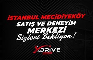 xDrive Oyuncu Koltukları İstanbul (Avrupa Yakası) Mecidiyeköy Satış Merkezi