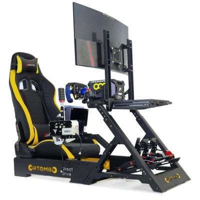 xDrive 15'Lİ Yarış Simülatörü Sarı/Siyah