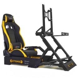 xDrive 15'Lİ Yarış Simülatörü Sarı/Siyah - Thumbnail