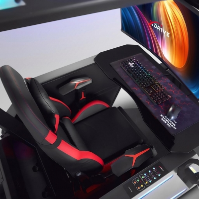 xDrive Bayraktar Oyun ve İş İstasyonu/Gaming Workstation
